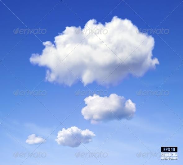 GraphicRiver Speech Cloud 5350780