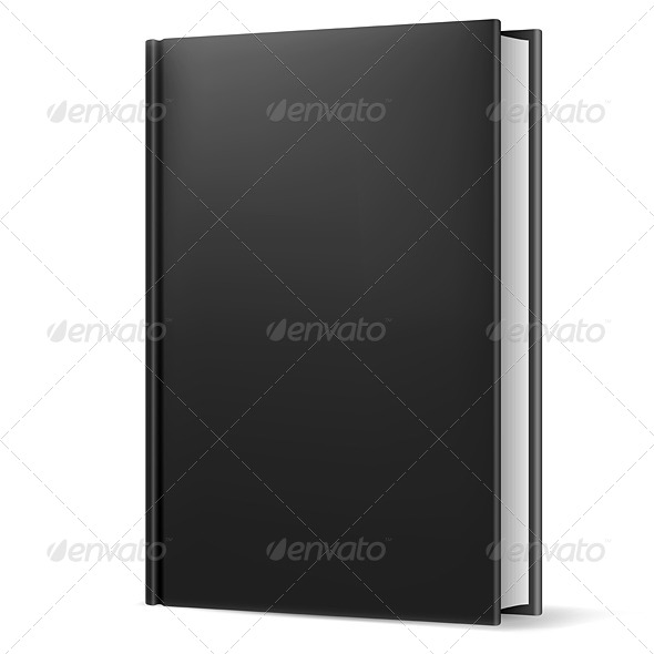 GraphicRiver Black Book 5351024