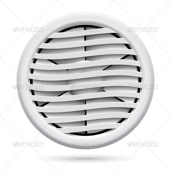 GraphicRiver Electric Fan 5351060