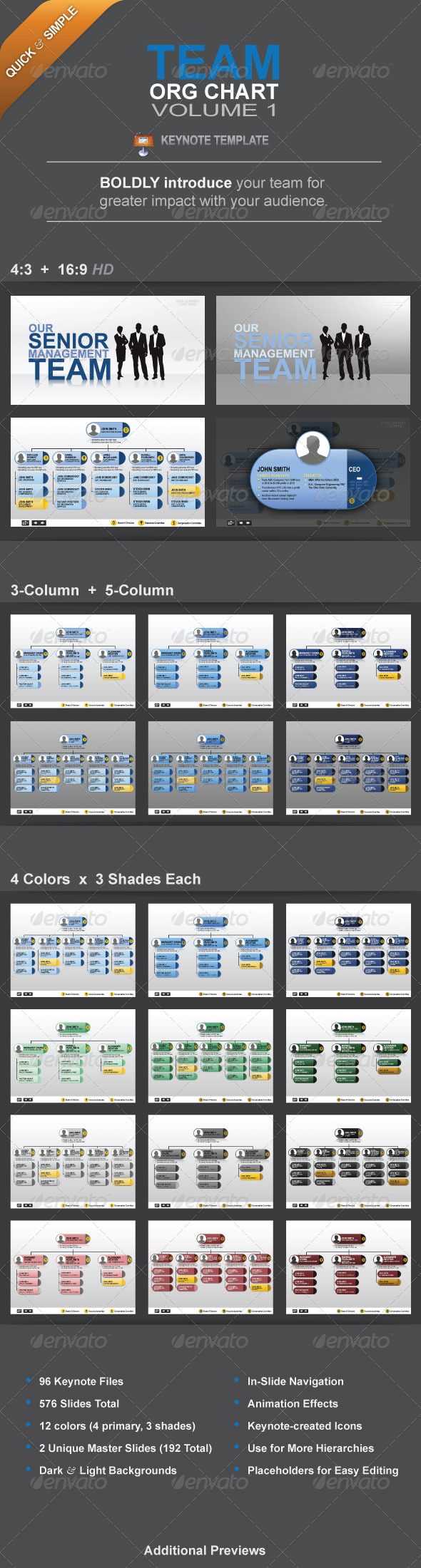 GraphicRiver Team Org Chart Vol 1 5321975