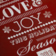 Personalized Holiday Greeting Card - GraphicRiver Item for Sale