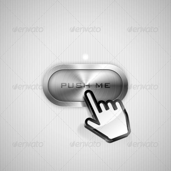 GraphicRiver Push Me Button 5351162