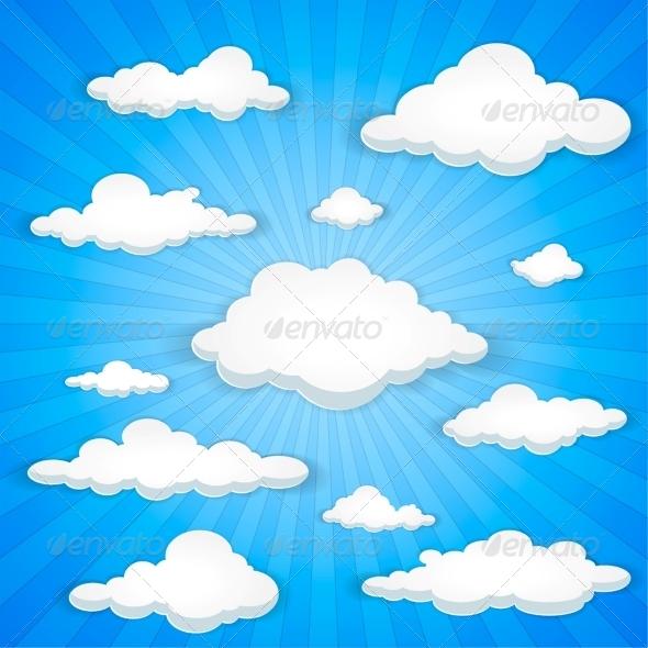 GraphicRiver Cloudy Sky 5351171