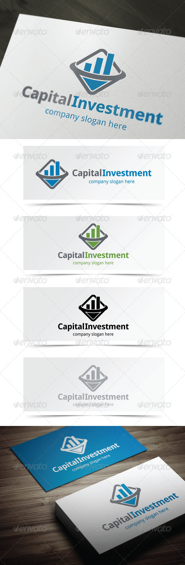 GraphicRiver Capital Investment 5351476