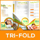 Beauty Spa & Wellness - Tri-Fold Brochure Template - GraphicRiver Item for Sale