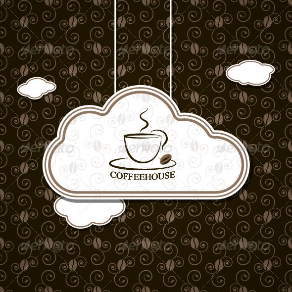 GraphicRiver Coffee Cloud 5352755