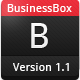 BusinessBox - Corporate Business Template - ThemeForest Item for Sale