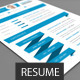 Indesign Resume Template A4 & Letter size - GraphicRiver Item for Sale