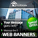 Real Estate Campaign Web Banners 3 - GraphicRiver Item for Sale