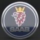 Saab Logo - 3DOcean Item for Sale