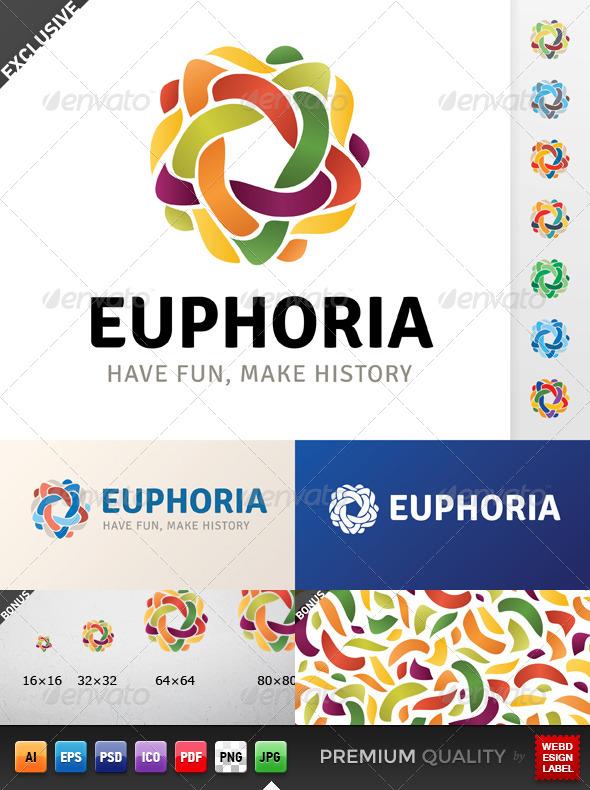 GraphicRiver Euphoria Logo 5354977