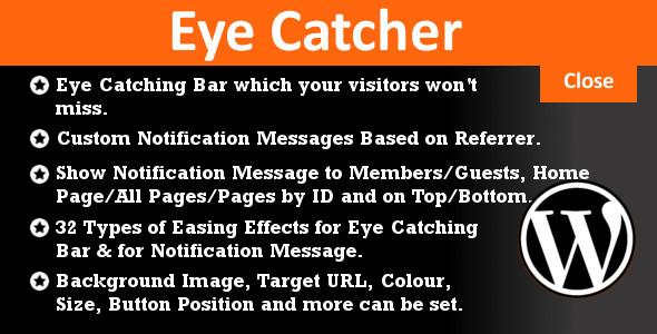 CodeCanyon Eye Catcher 5355011