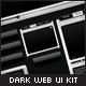 Black Dream - Professional Web Kit - GraphicRiver Item for Sale