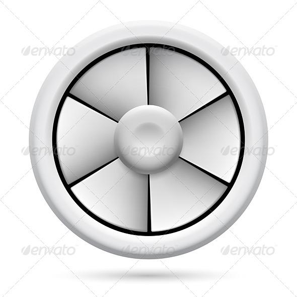GraphicRiver Electric Fan 5355902