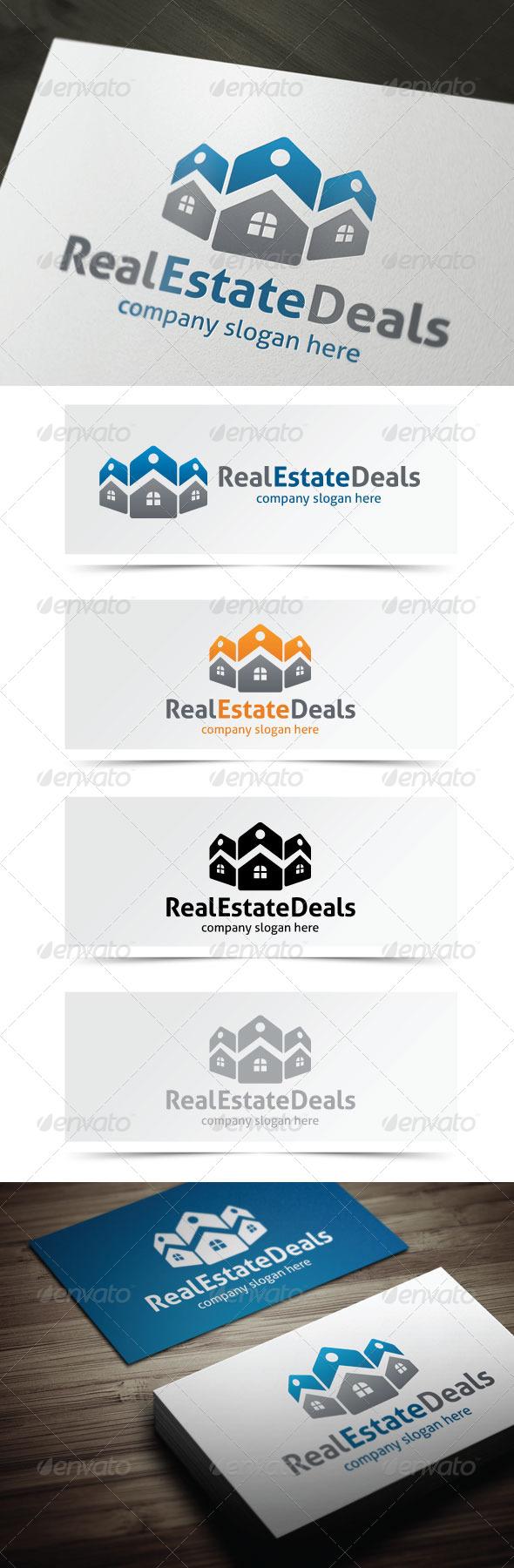 GraphicRiver Real Estate Deals 5355935