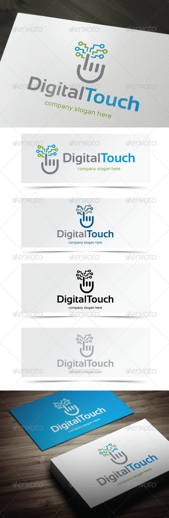 GraphicRiver Digital Touch 5355956
