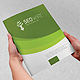 Seo Wire Corporate Brochure - GraphicRiver Item for Sale