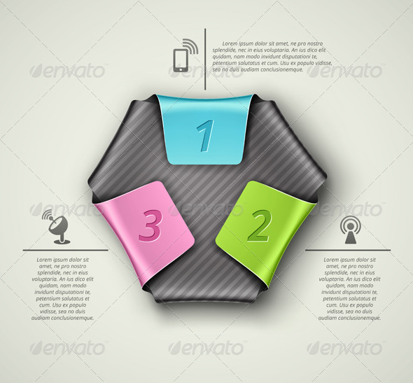 GraphicRiver Three Steps 5358404