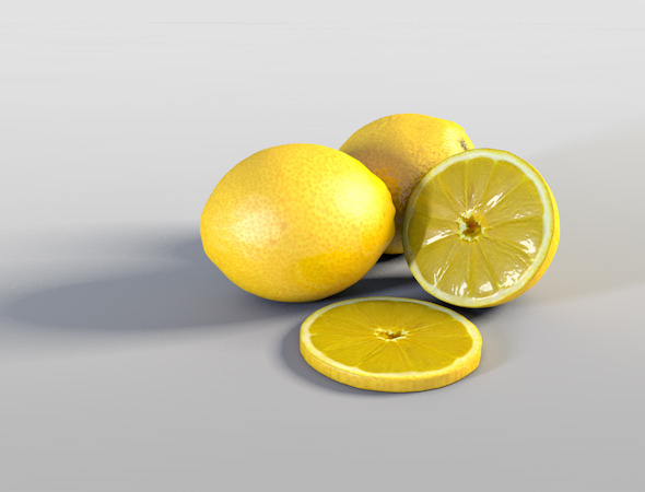 3DOcean Lemon 5358409