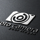 Photo Camera Logo Template - GraphicRiver Item for Sale