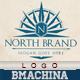 North Brand Logo Template - GraphicRiver Item for Sale