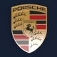 Porsche Logo - 3DOcean Item for Sale