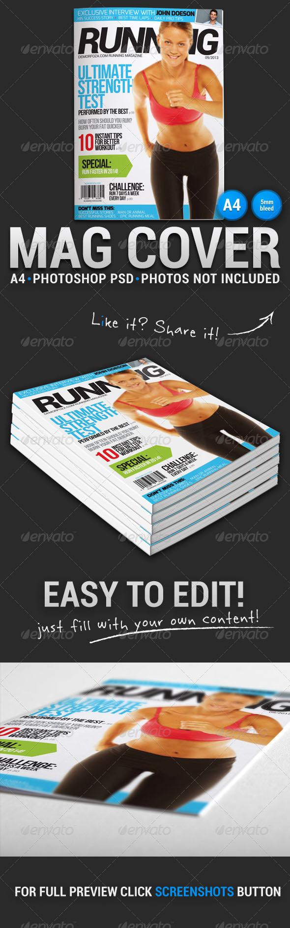 Magazine Cover 6