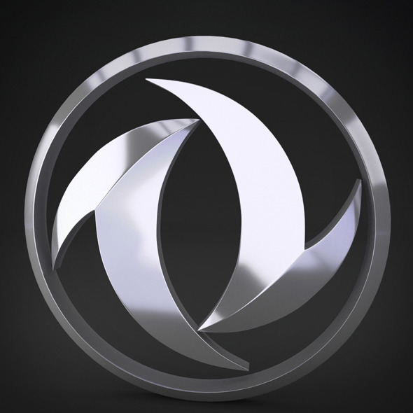 3DOcean Dong Feng Logo 5359920