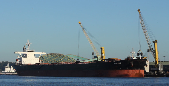 Harbor Crane 01