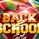 Back 2 School Party Flyer Template - GraphicRiver Item for Sale