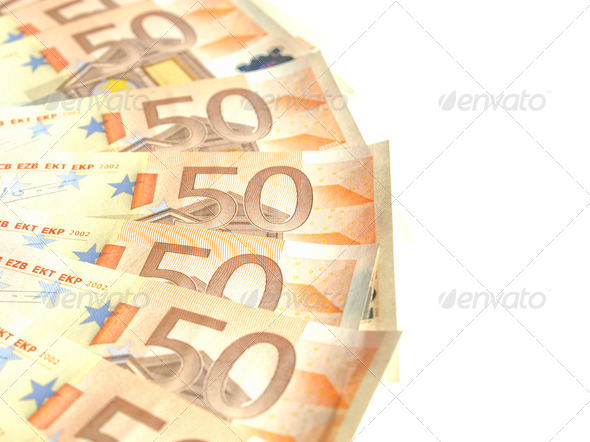 Euro note - Stock Photo - Images