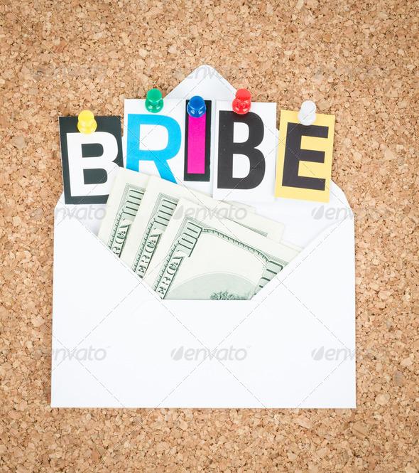 Bribe - Stock Photo - Images