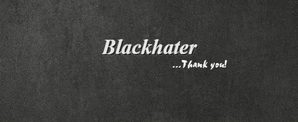 Blackhater