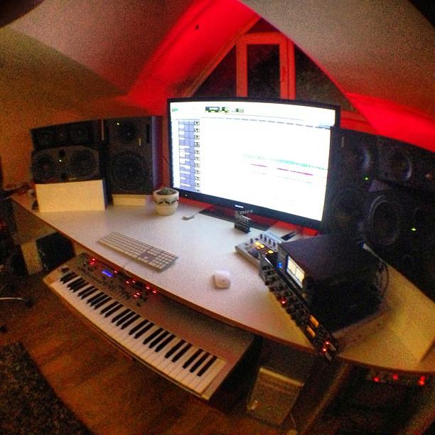my studio 1