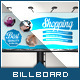 Multipurpose Billboard Template  - GraphicRiver Item for Sale