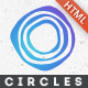 Circles - Responsive HTML5 Template - ThemeForest Item for Sale