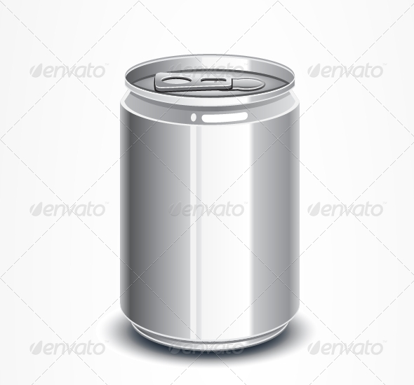 GraphicRiver Small Can of Drink 5361879