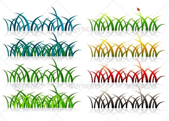 GraphicRiver Grass 5362006