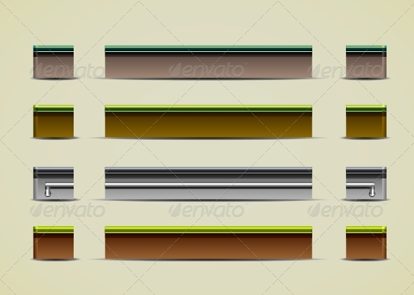 GraphicRiver Ground for Game 5362158