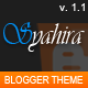 Syahira - Responsive Blogger Template - ThemeForest Item for Sale