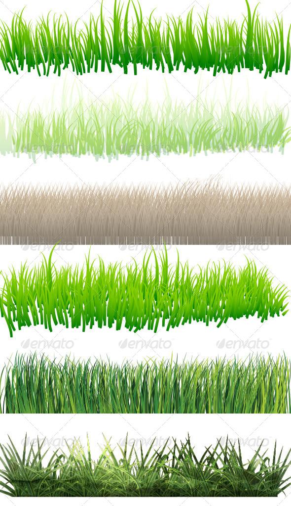 GraphicRiver Grass Background 5363279