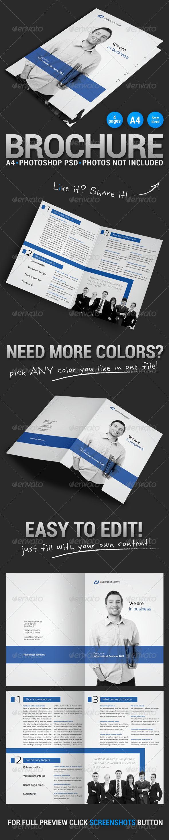 GraphicRiver Bi-Fold Brochure 6 5363280