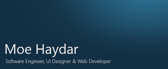 MoeHaydar