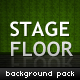 Pack 5 Backgrounds: Stage Floor Dark - ActiveDen Item for Sale