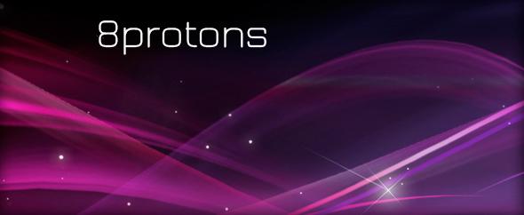 8protons