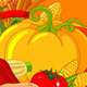 Thanksgiving / harvest background - GraphicRiver Item for Sale