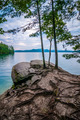 scenery around lake jocasse gorge - PhotoDune Item for Sale