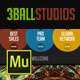 3Ball Studios Muse Template - ThemeForest Item for Sale