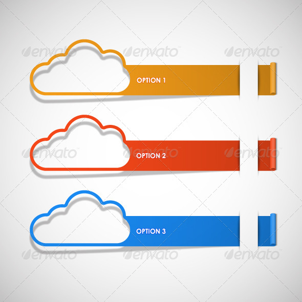 GraphicRiver Option Background Clouds 5369957