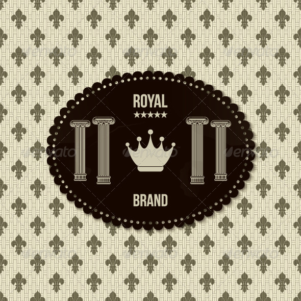 GraphicRiver Royal Background 5370003